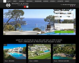 Achetez un bien immobilier de luxe sur la Côte d'Azur